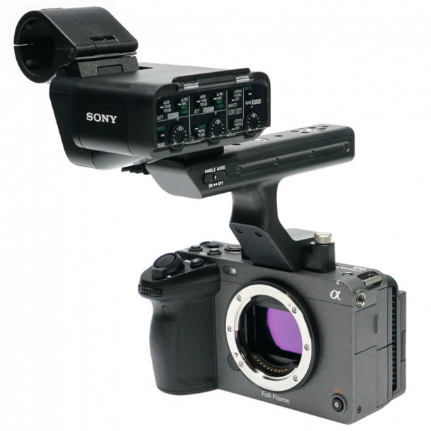 Sony ILME-FX3 - Full-Frame Camcorder